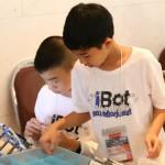 ภาพบรรยากาศการแข่งขันโอลิมปิคหุ่นยนต์ WRO : World Robot Olympiad 2014 สนามชิงแชมป์ประเทศไทย