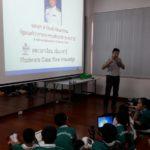 ภาพบรรยากาศการอบรม โรงเรียนขจรเกียรติศึกษา ภูเก็ต