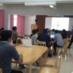 ภาพบรรยากาศการอบรม อบรม M&M และ EV3 โรงเรียนพรหมานุสรณ์จังหวัดเพชรบุรี วันที่ 8 - 10 มิถุนายน 2559