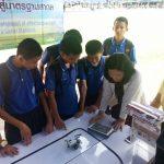 งาน มหกรรมวิชาการ 46ICT โรงเรียนในฝันและเครือข่าย เมื่อวันที่ 7 - 8 กันยายน 2559