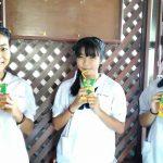 อบรมเชิงปฎิบัติการโครงการแข่งขันหุ่นยนต์ ณ โรงเรียน วิสุทธรังสี จังหวัด กาญจนบุรี