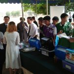 บริษัทแกมมาโก้ (ประเทศไทย)  จำกัด ได้รับเชิญร่วมออกบูธงานโรงเรียนบางปะอิน จังหวัด พระนครศรีอยุธยา