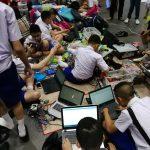 แกมมาโก้ (ประเทศไทย) จำกัด ร่วมสนับสนุนของรางวัลและออกบูธ ในงาน PIM Robotics Playground 2018